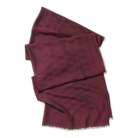 Coach Accessories - COACH jacquard oblong scarf